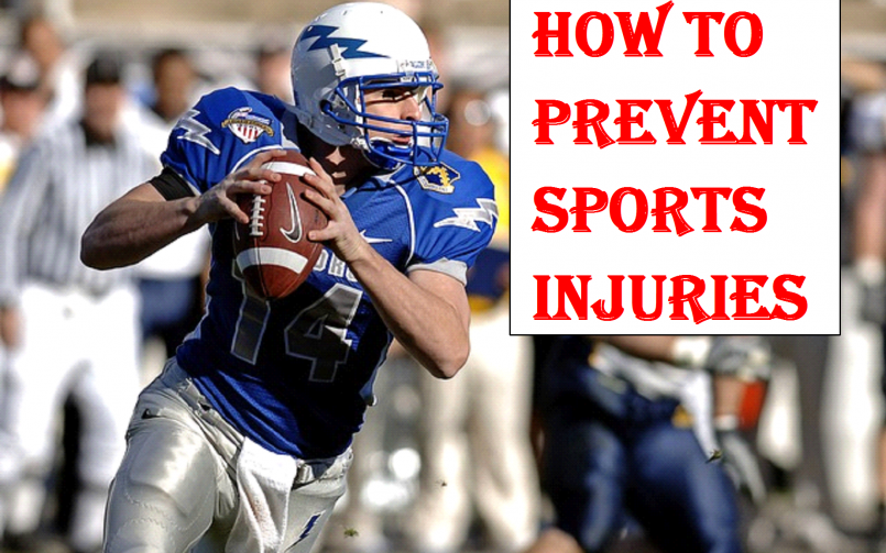 Preventing Football Injuries | Clayton Chiropractic Center