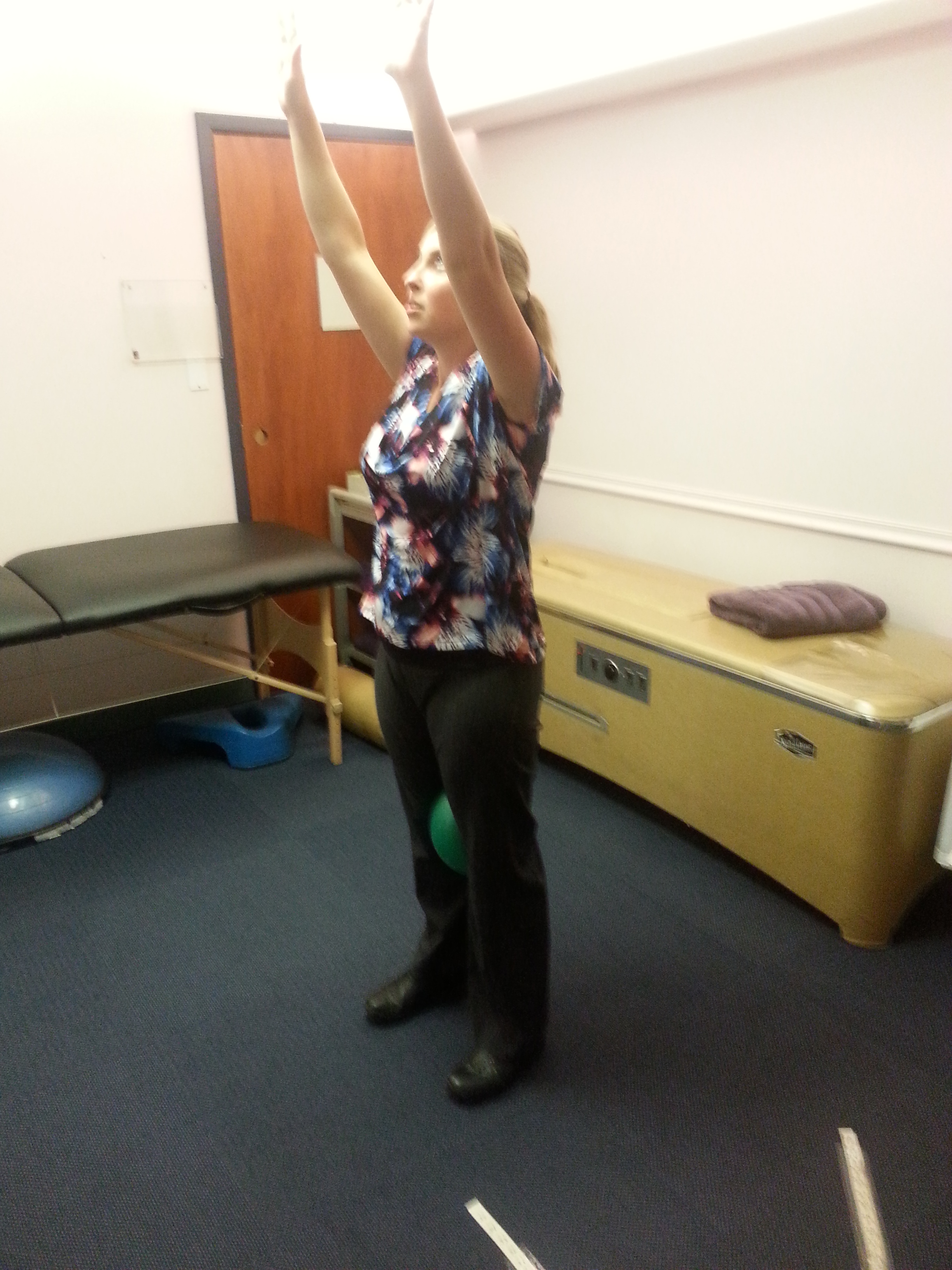 Active Hamstring Stretch Clayton Chiropractic Center