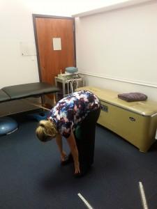 Active Hamstring Stretch