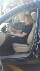 Perfect car ergonomics