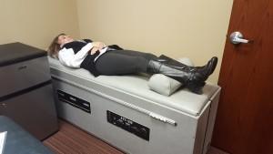 St. Louis low back pain chiropractor treatment